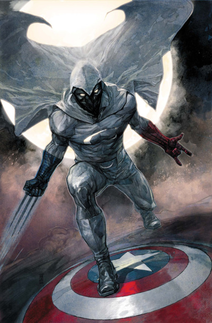 Moon Knight's fragmented personalities
