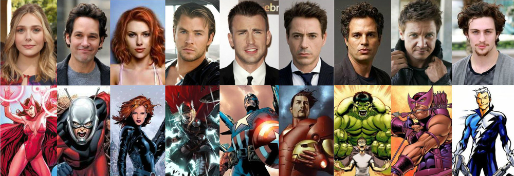 The movie Avengers